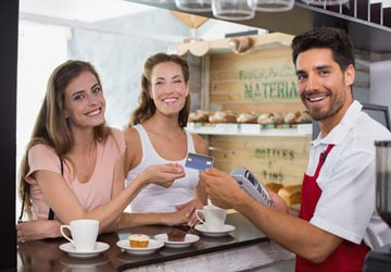 Bakery, Bistro, and Cafe Merchant Services and POS Systems