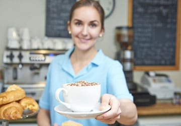 Coffee Shop, Cafe, and Sandwich Shop Credit Card Processing in Houston Texas