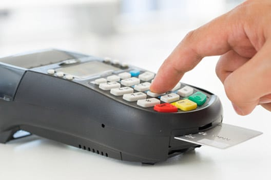 Houston Merchant Services EMV Credit Card Reader